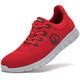 Giesswein Merino Runners Buty Mężczyźni czerwony